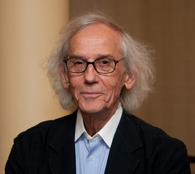 portrait christo